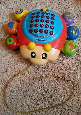 vtech light up learning bug