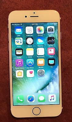 Apple iPhone 6s - 64GB - Rose Gold (Sprint) Smartphone