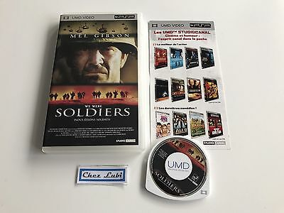 We Were Soldiers (Nous Étions Soldats) - UMD Video - Sony PSP - FR