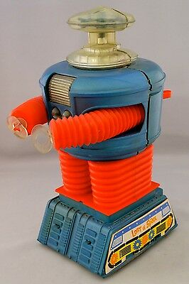 Remco Lost in Space robot for parts or restoration