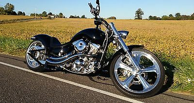 2003 Custom Built Motorcycles Pro Street  Wild West Vigilante Pro Street Chopper
