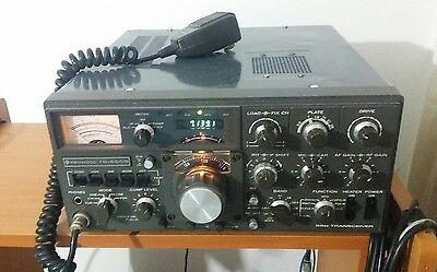 Kenwood TS-820s HF Amateur Radio Great Condition