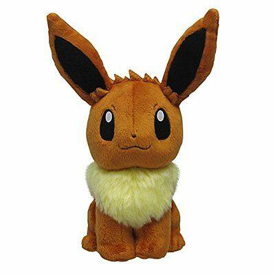 Pokemon ALL STAR COLLECTION Evoli Eevee Plüsch 21cm (Japan Import)