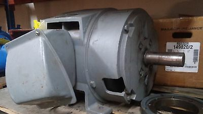 Electric Motor 50 HP Westinghouse Life-Line T 230/460 3 Phase