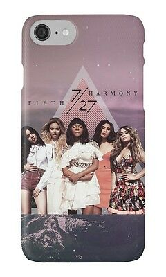 New Fifth Harmony - 727 (Mountains) For iPhone 5 5s 6 6s Plus 7 7+  Hard Case