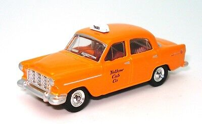 1958 Holden FC Taxi 1:87 Aussie Road Ragers Diecast Metal Model Car