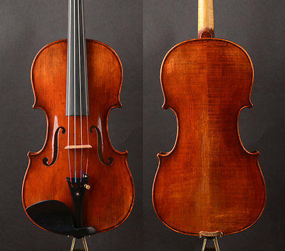Special Offer! A Strad Model T19vioin,!Oil antique ! Nice tone