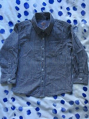 Boys Long Sleeve Shirt Size 5