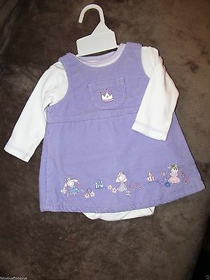 Carters Girl Baby 3-6 months Winter Mixed Lot of 6 pieces