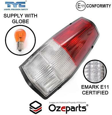 LH Left Tail Light Lamp Clear For Ford Falcon XD XE XF XG XH Ute Panel Van 81~98