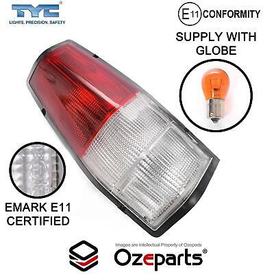 RH Right Tail Light Lamp Clear For Ford Falcon XD XE XF XG XH Ute Panel Van 81~9