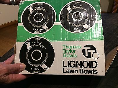 Set Of Men's Bowls, Size 5