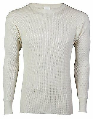 Indera - Mens Big and Tall LS Ultra Heavy Weight Thermal Top