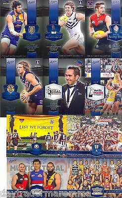 *Weekend Special* 2015 AFL The Ultimate Collection of 10 commemorative cards