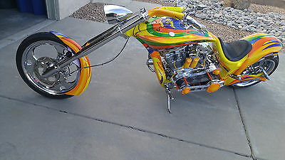 2008 Custom Built Motorcycles Chopper  2008 Chopper Nation Chopper