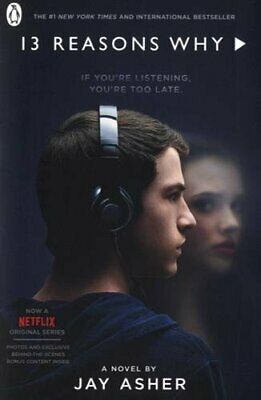 Thirteen Reasons Why: (TV Tie-in) by Asher, Jay Book The Cheap Fast Free Post