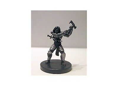 Dungeons & Dragons Miniatures War of the Dragon Queen #33 Dread Warrior