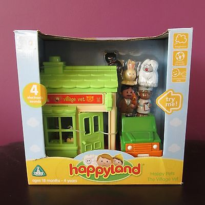 Early Learning Centre HappyLand Happy Pets The Village Vet