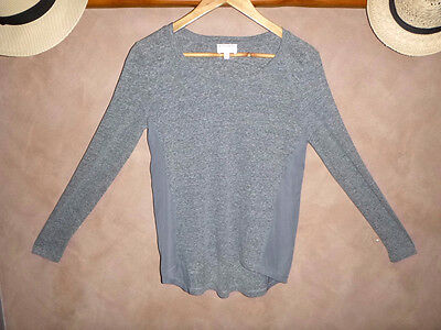 Womens Witchery Long Sleeve Top Size Xs