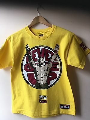 WWE Kids John Cena, T-shirt, Size   Youth large.