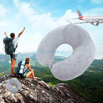 Memory Foam Neck Pillow Headrest Car Flight Travel Soft Nursing Cushion U Shape