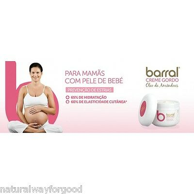 Anti Stretch Marks Cream Belly Breasts Thighs Hips and Buttocks Gordo 200 ml