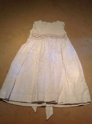Stunning Vintage Childs Summer Dress aged 4-5 years