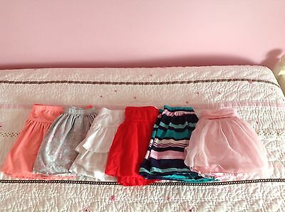 Amazing Must See Mixed Lot Of 63 Girls Gymboree Clothes Size 8