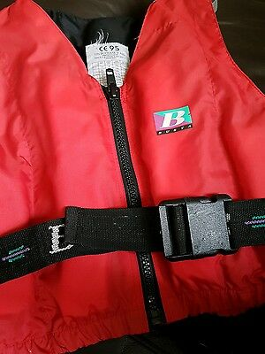 Buoyancy Aid 50N Busta Red