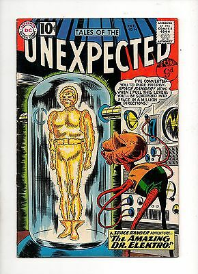 Tales of the Unexpected (vol.1) #66 Silver Age DC Comic Bob Brown F
