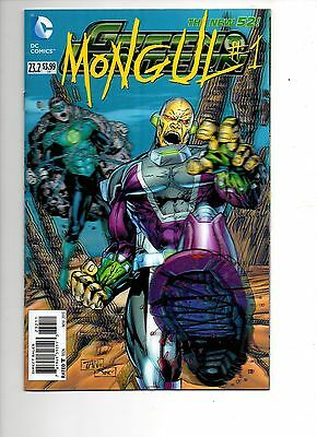 Green Lantern - Mongul 23.2 SOLD OUT 3D Cover DC Comics New 52