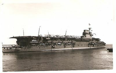 WRIGHT & LOGAN.,   HMS COURAGEOUS,  (50),   Sunk 1939,    Aircraft Carrier  b