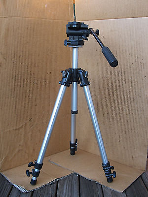 Manfrotto Camera Tripod 190 Made in Italy