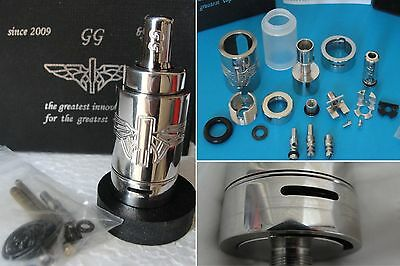 Tilemahos Armed 23mm. RTA by Golden Greek