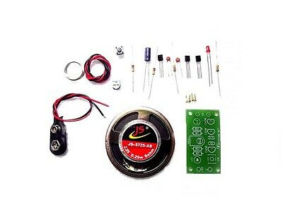 Morse Code Sound Oscillator CW Practice DIY KIT Education Electronic Ham Project