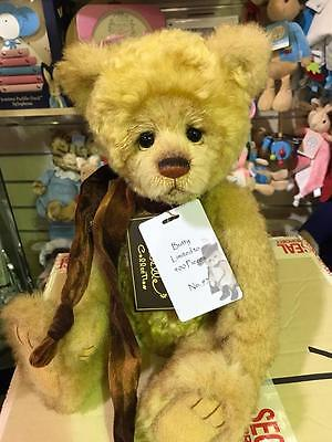 BUTTY, Charlie Bears Isabelle Lee Collection L/E 400 PIECES BNWT #97