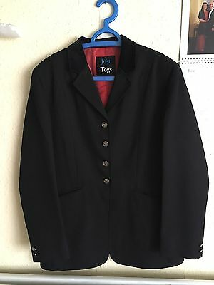 Just Togs Show Jacket Size 14