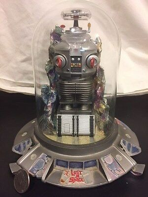 Franklin Mint Lost In Space Os B9 Robot