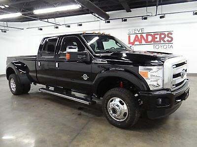 2016 Ford F-350 Platinum DIESEL 4X4 NAVIGATION MOONROOF SONY SOUND PREMIUM LEATHER PARKING SENSORS LOADED