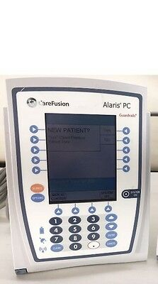 Carefusion Alaris 8015 PC with Guardrails