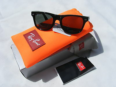 BNWT GENUINE JUNIOR RAY-BAN  RJ9035S WAYFARER STYLE SUNGLASSES rrp£49