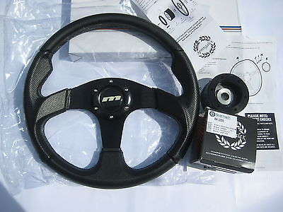 land Rover Defender 90, 110, Steering Wheel & Boss Adapter, 36 Spline, Mountney