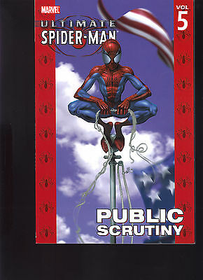 Marvel Ultimate Spider Man Vol #5 Graphic Novel Collecting Issues 28,29,30,31,32