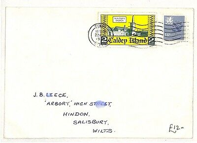 BG230 1981 GB WALES Local Pembrokeshire Tenby Cover