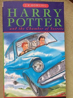 Harry Potter and the Chamber of Secrets von Joanne K. Rowling