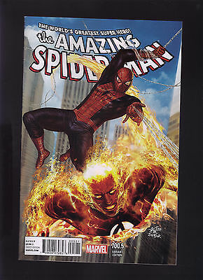 Marvel Comics The Amazing Spider Man #700.5 Vol3 Alternate Cover Variant Edition
