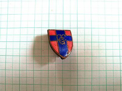 Control Commission Germany Abzeichen Anstecknadel Pin Badge