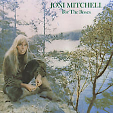 Joni Mitchell For the Roses Original Vinyl