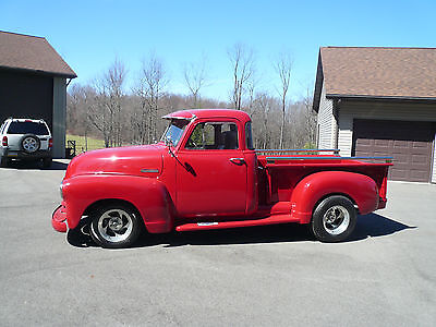 1953 Chevrolet Other Pickups  5 Window pickup
