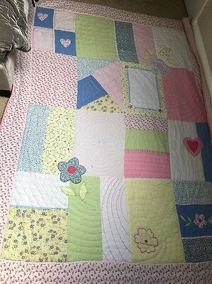 Laura Ashley Home Single Size Quilt/bedspread - Lower Price ***
